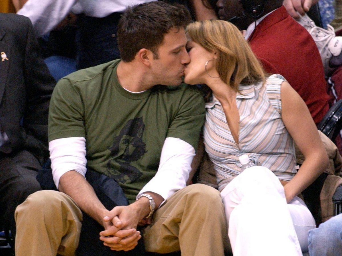 Jennifer Lopez postet erstes Kussfoto mit Ben Affleck auf Instagram