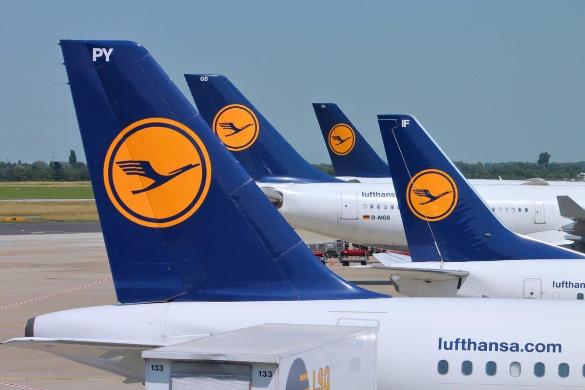 """Lufthansa verzichtet künftig auf Begrüßung mit """"Damen und Herren"""""""