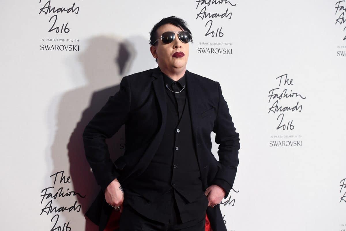 Nach Haftbefehl: Marilyn Manson stellt sich der Polizei