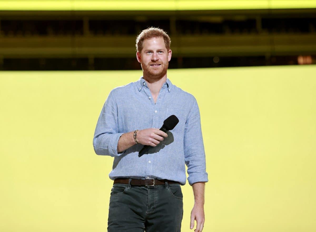 Prinz Harry kassiert 20 Millionen für Buchdeal: Seit einem Jahr arbeitet er an Autobiografie