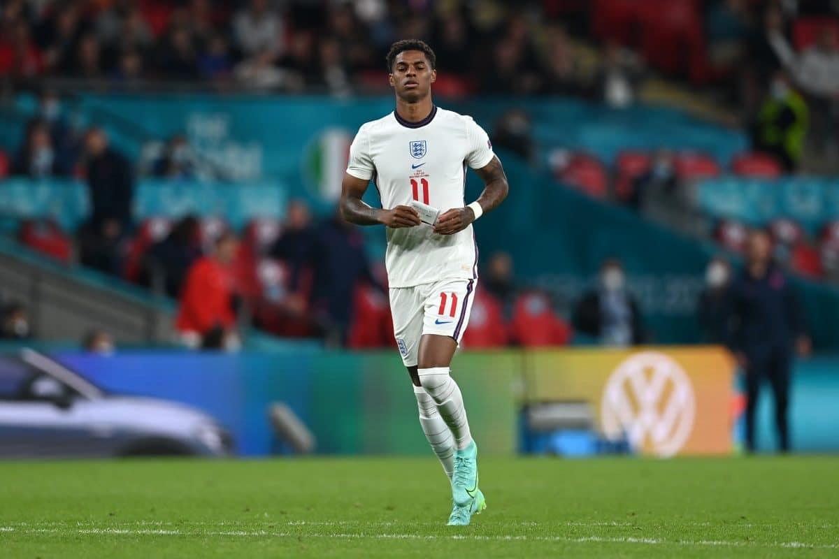 Rassismus bei EM-Finale: Englischer Nationalspieler Marcus Rashford äußert sich