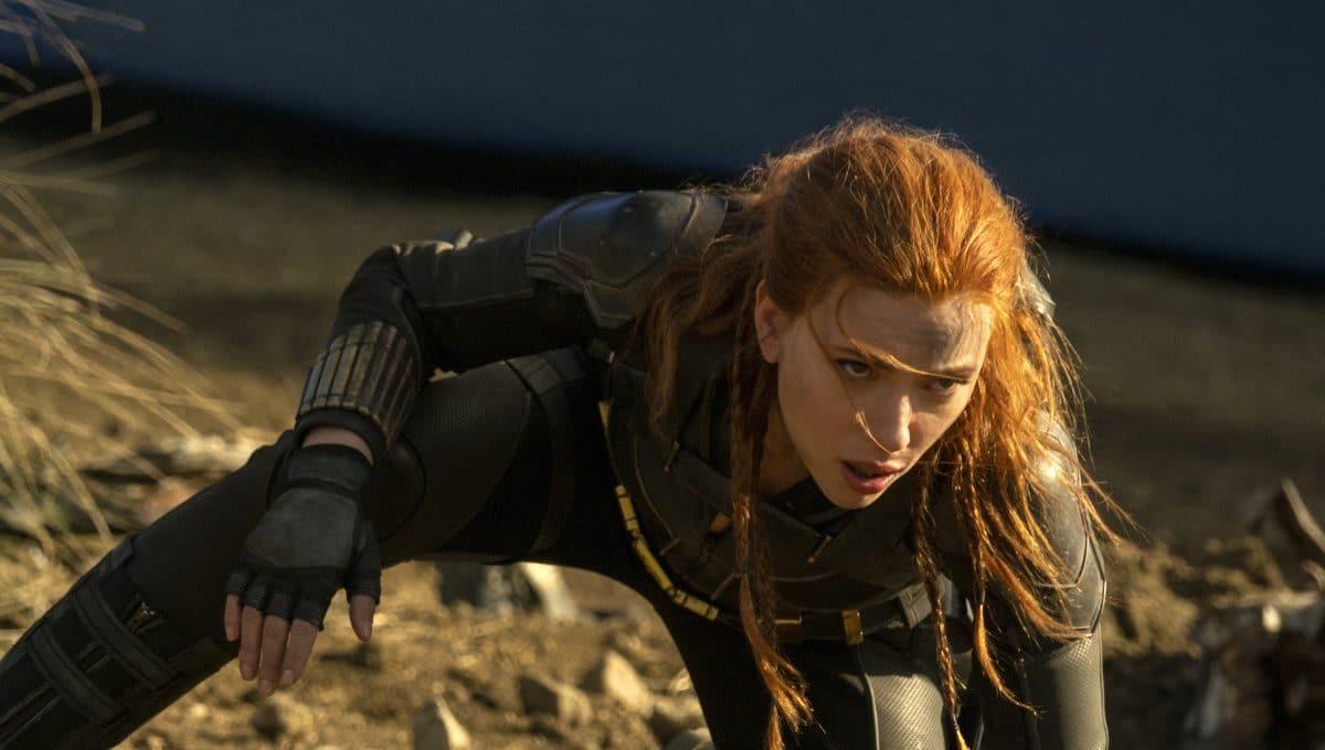 """Black-Widow""-Star Scarlett Johansson verklagt Disney"