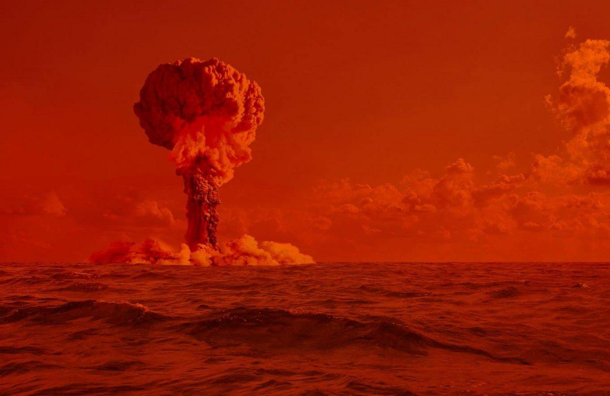 Gigantische Explosion am Kaspischen Meer: Ursache unklar
