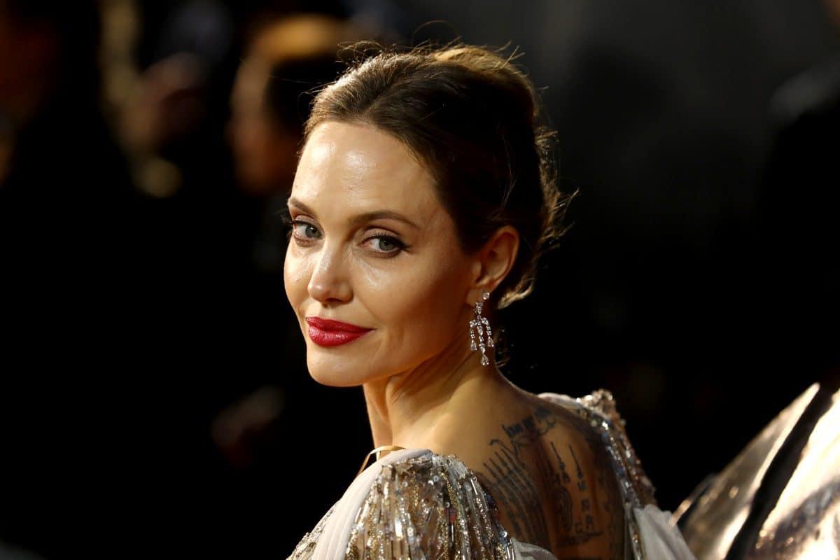 Was läuft da zwischen Angelina Jolie und The Weeknd?