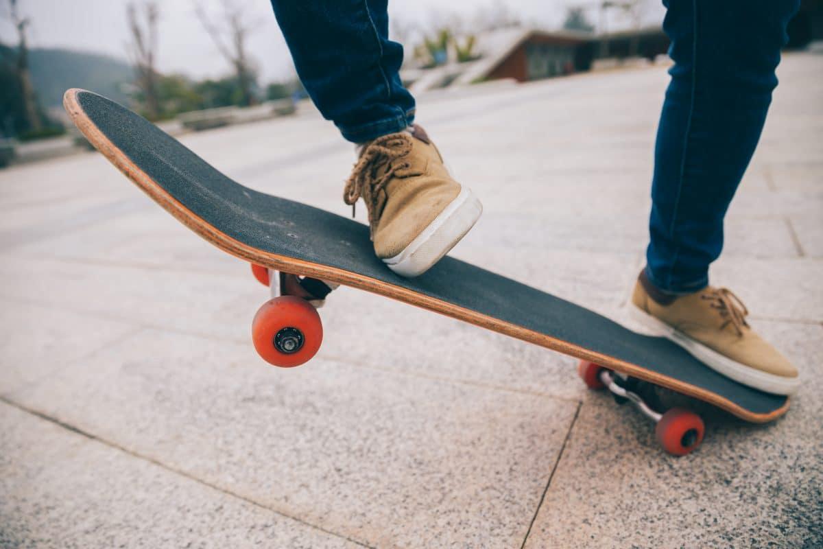 Video von 73-jährigem Skater aus Russland geht viral