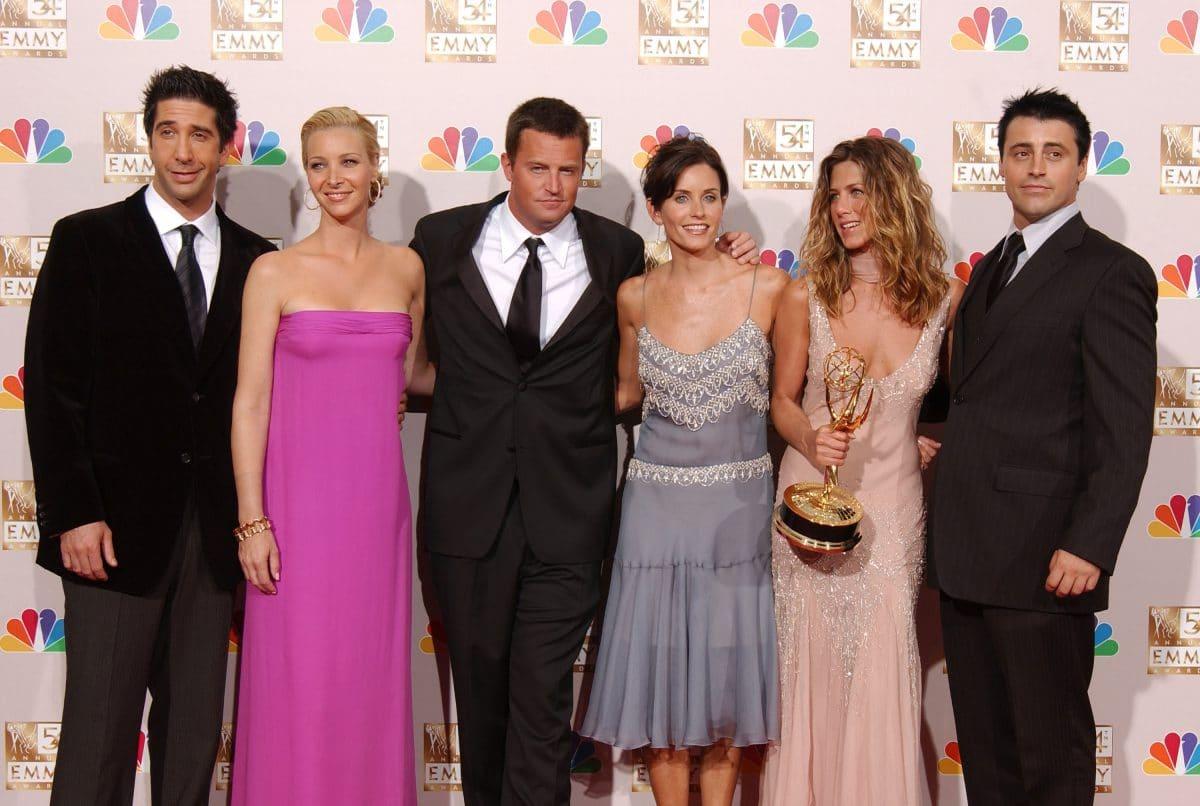 """""""Friends""""-Cast verkauft exklusiven Merch für den guten Zweck"""