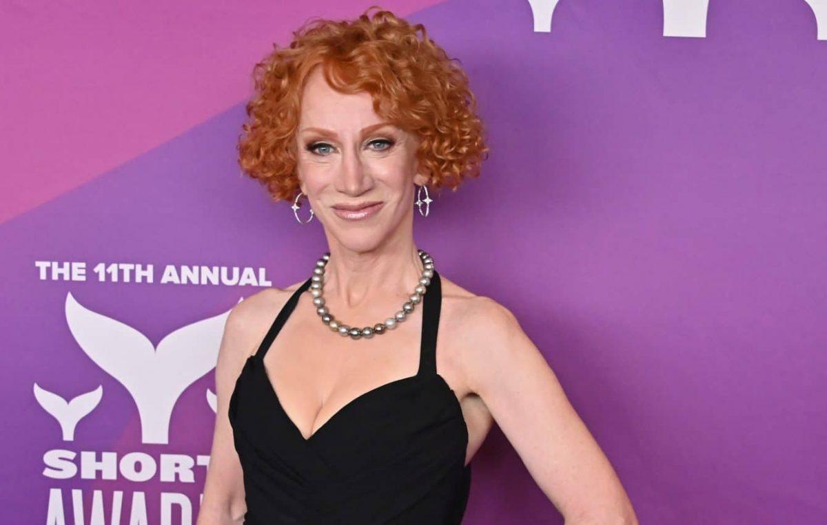Kathy Griffin hat Lungenkrebs