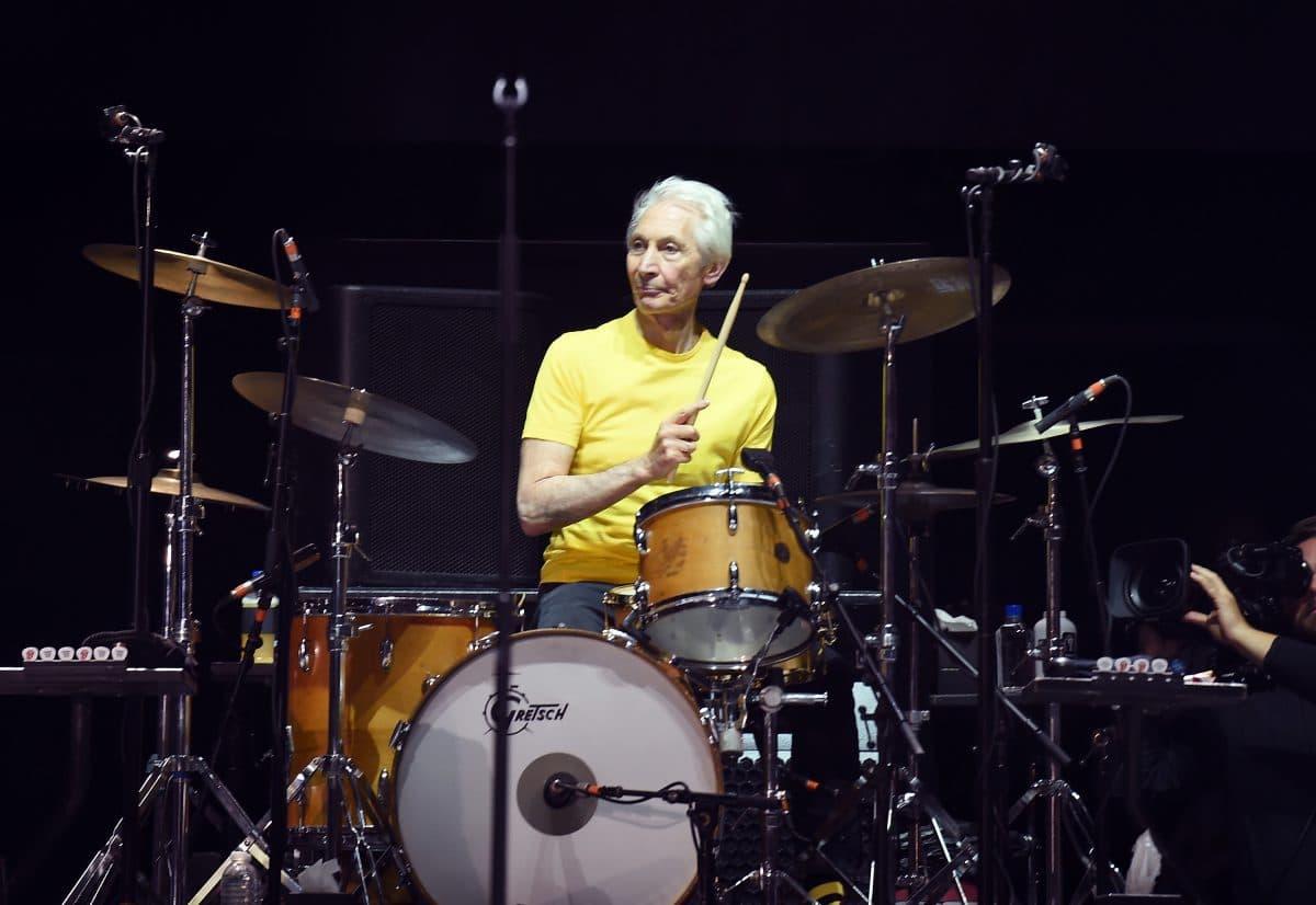 Rolling Stones: Drummer Charlie Watts ist verstorben
