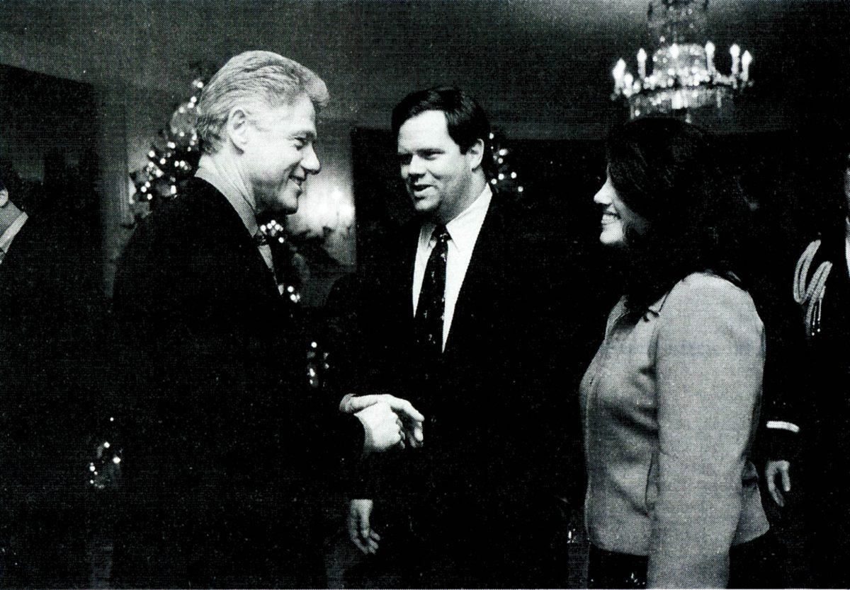 """Bill Clinton vs. Monica Lewinsky: Der neue Trailer für """"Impeachment"""" ist da"""