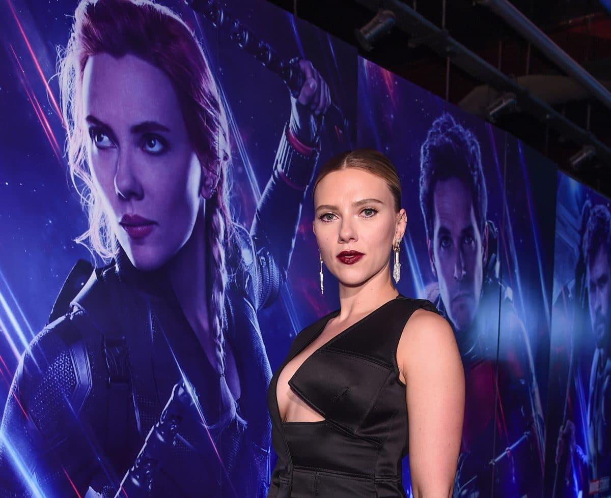 Disney-CEO äußert sich zu Klage von Scarlett Johansson
