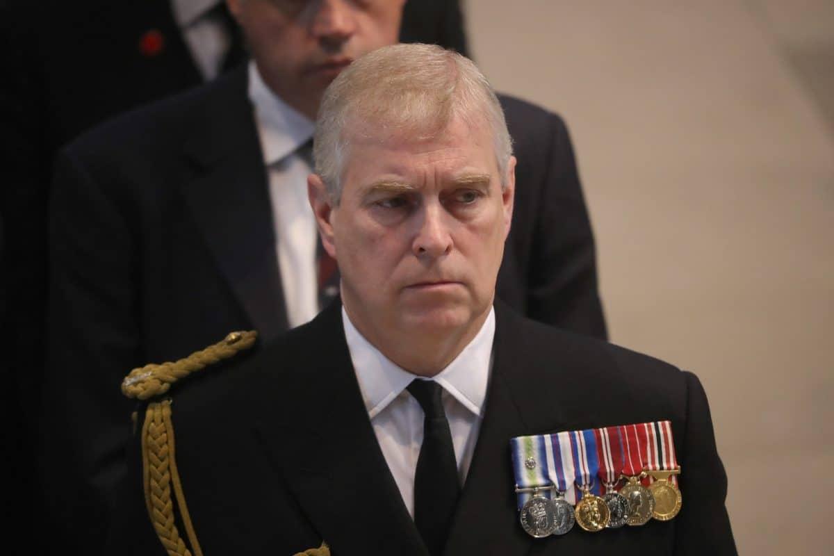 Prinz Andrew wegen sexuellem Missbrauch angeklagt