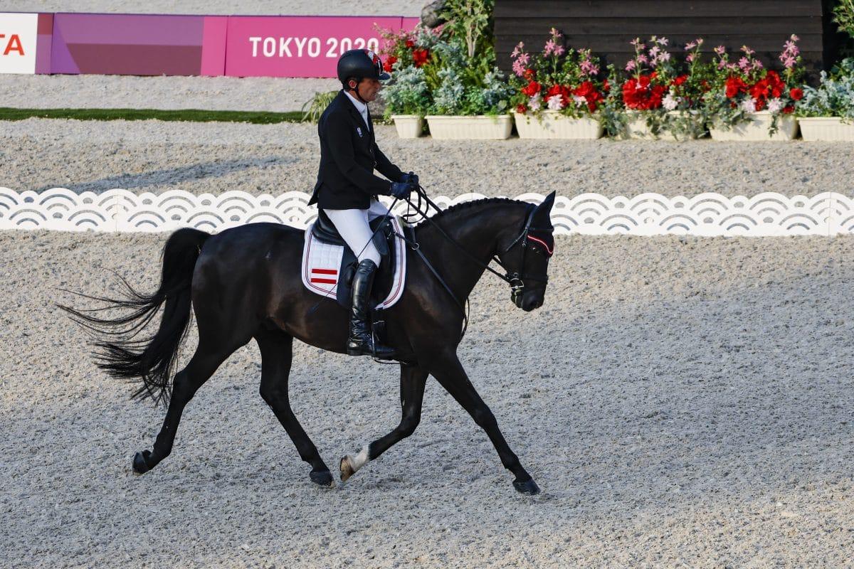 Paralympics: Dressur-Reiter Pepo Puch holt erste Medaille für Österreich