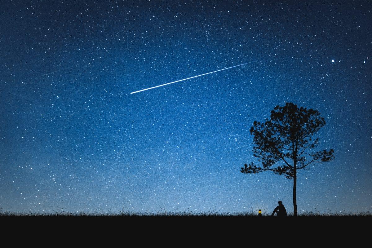 Perseidennacht 2021: Wann wir die Sternschnuppen am besten sehen