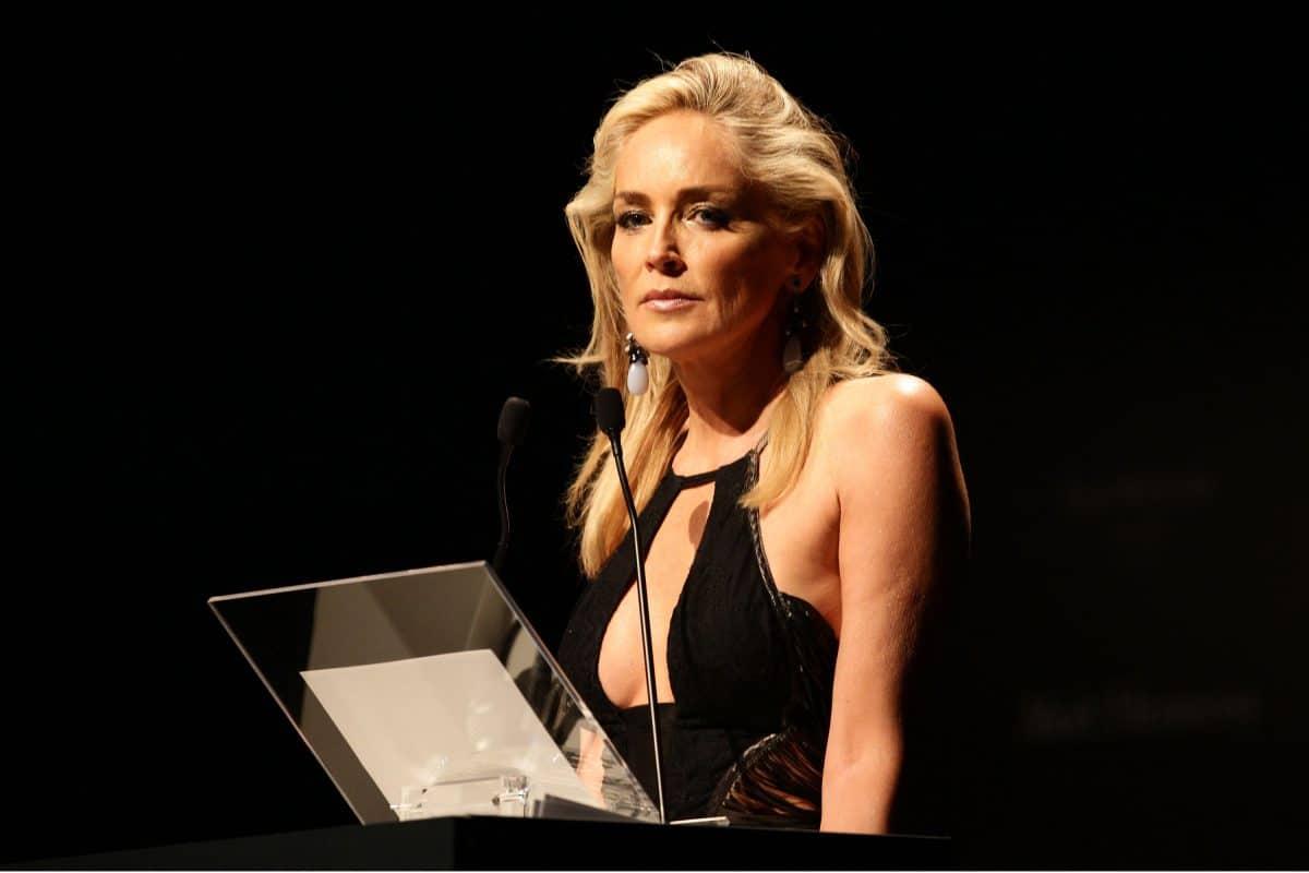 Sharon Stone: Ihr Neffe ist mit 11 Monaten gestorben