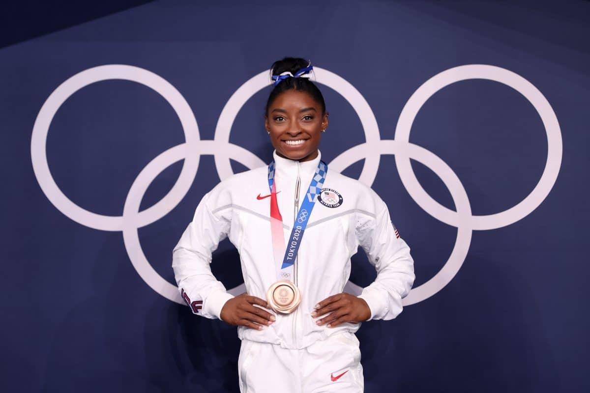 Simone Biles spricht über ihre Gymnastik-Zukunft