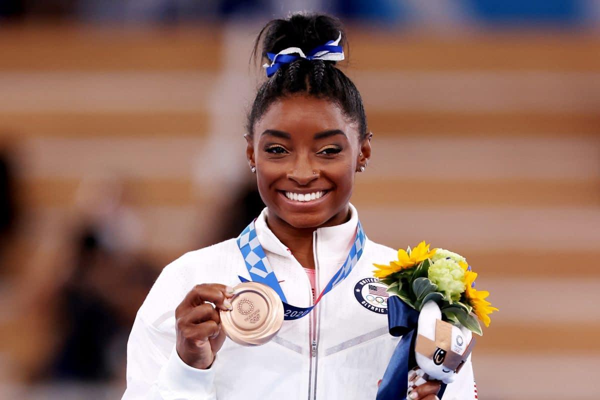 Simone Biles: Olympia-Turnerin verrät die Gründe für ihre mentalen Probleme