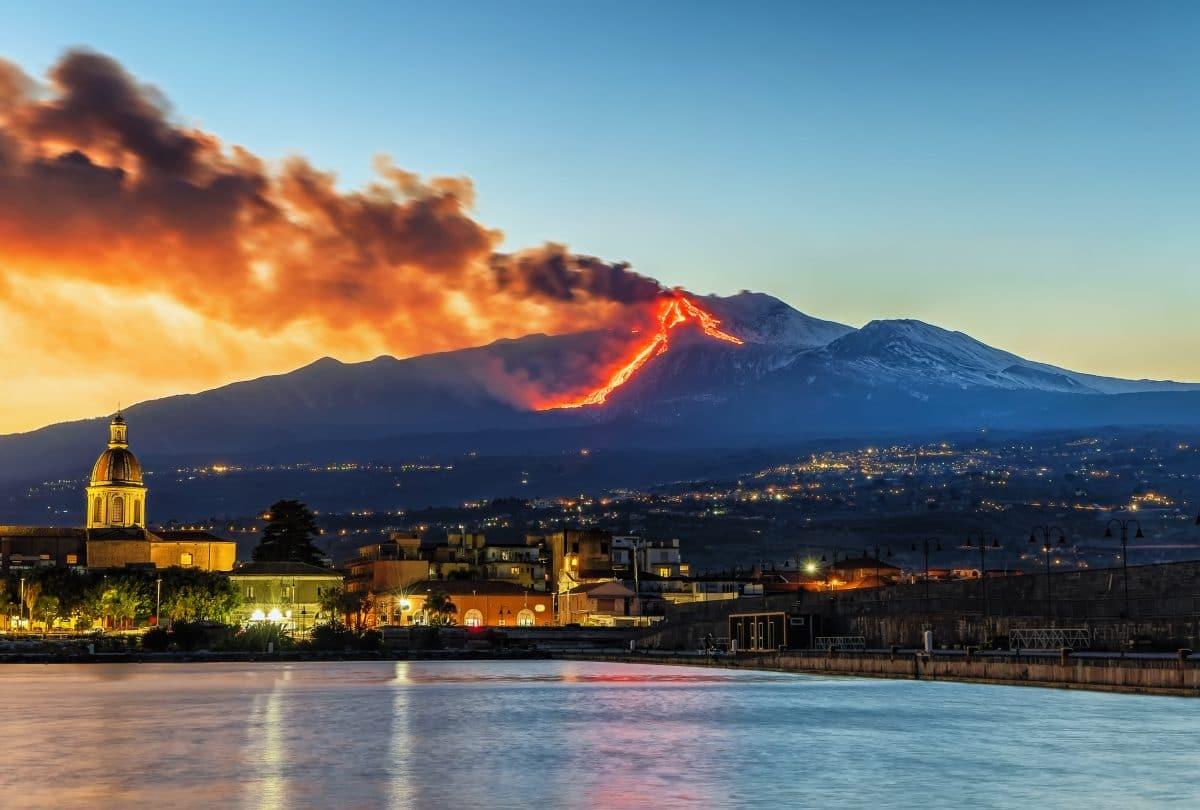 Sizilien stellt mit 48,8 Grad neuen Hitzerekord in Europa auf