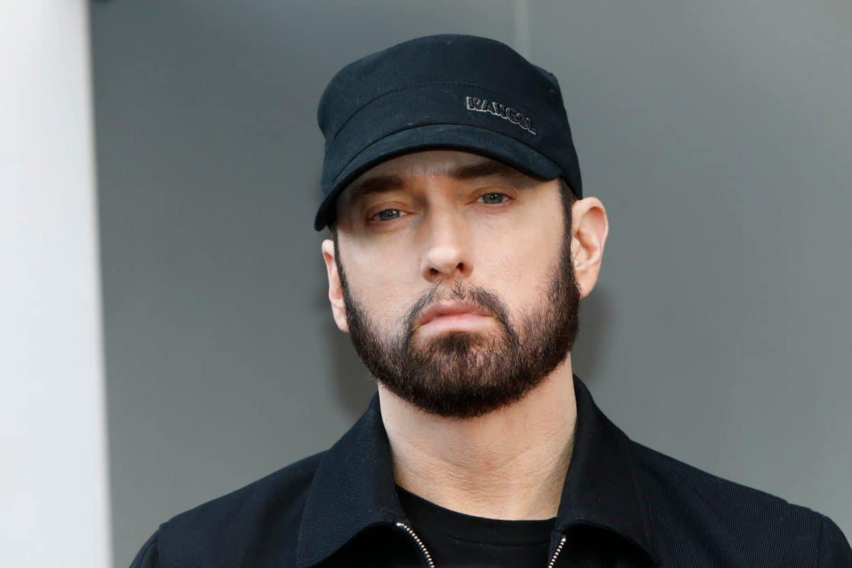 So hat Adoptivkind von Eminem vom seinem biologischen Vater erfahren