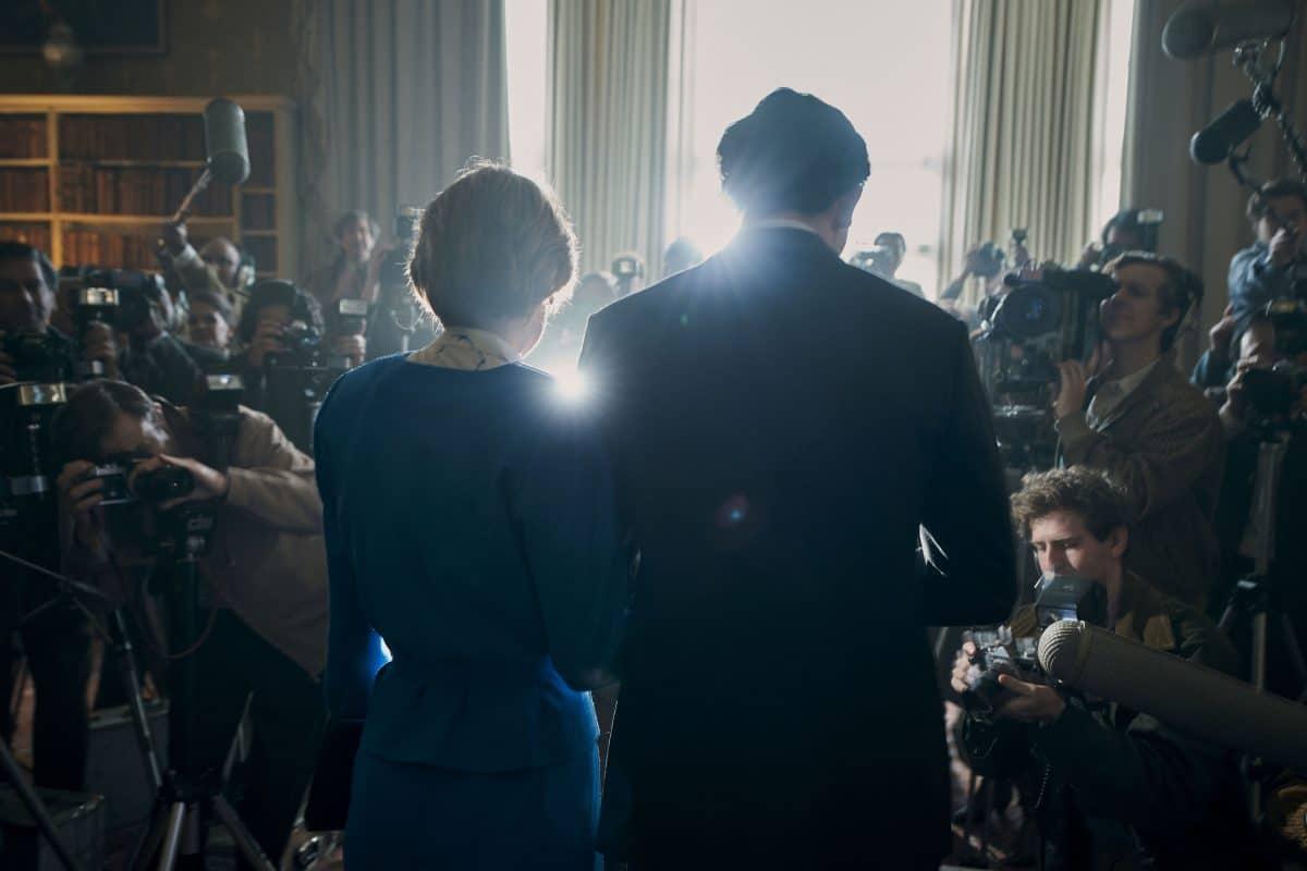 """""""The Crown"""": So sehen Diana und Charles in der neuen Staffel aus"""