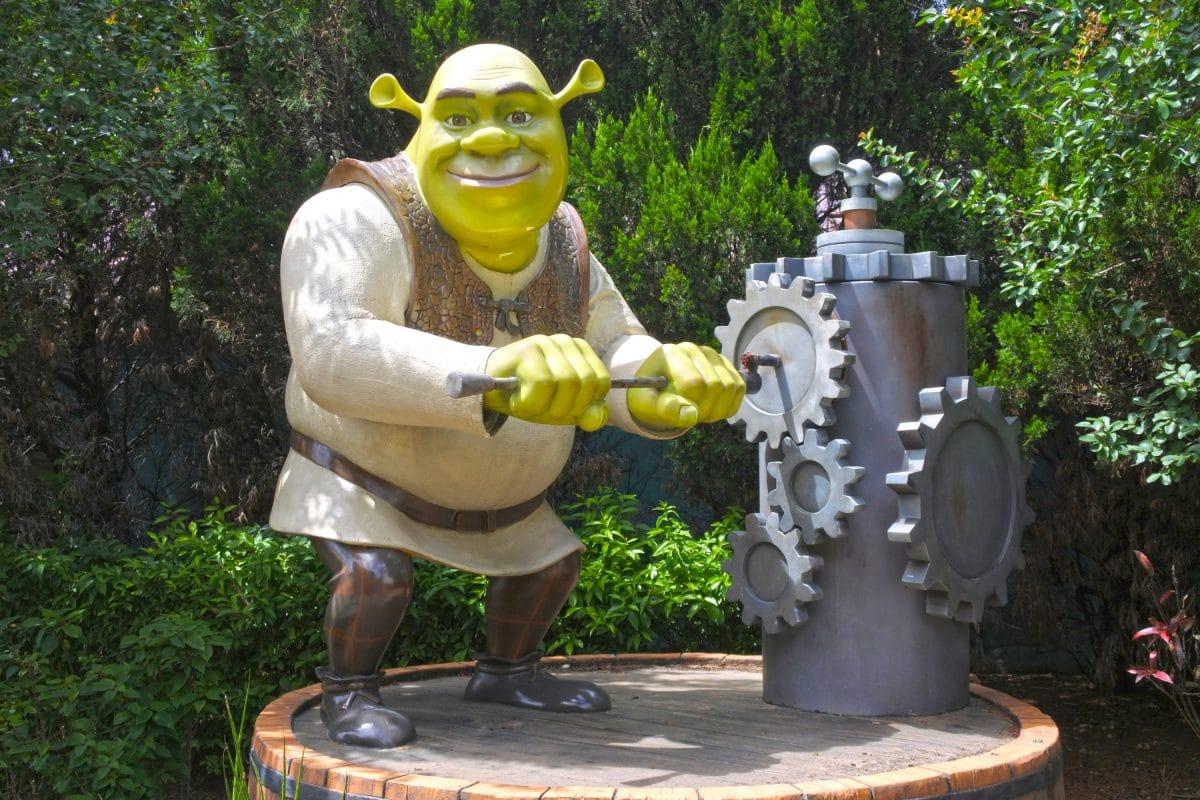TikTok-User legen Server von texanischen Abtreibungsgegnern mit Shrek-Pornos lahm