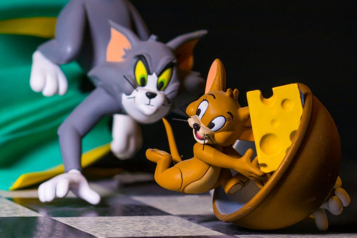 """""""Tom & Jerry"""" kommen ins Kino: So wird der Film"""