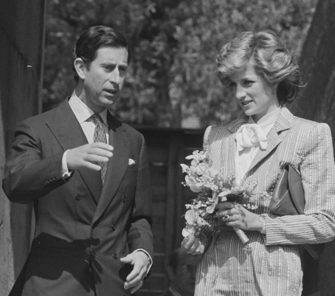 40 Jahre alte Hochzeitstorte von Charles und Diana versteigert