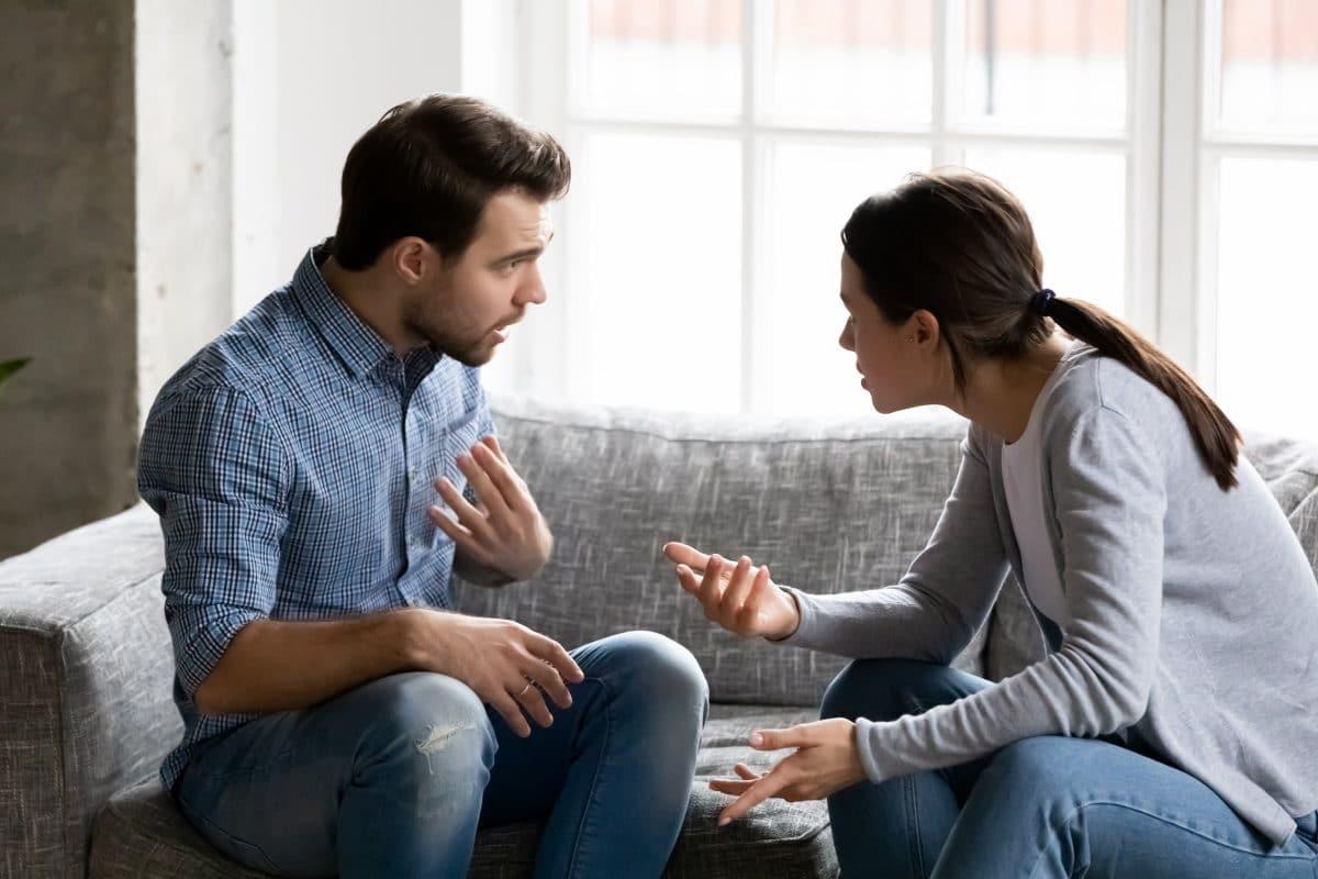 Neue Studie: Das stört Paare, wenn sie zusammenziehen