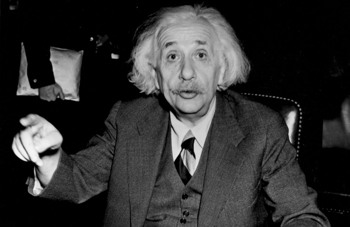 Einstein-Manuskript über Relativitätstheorie wird versteigert