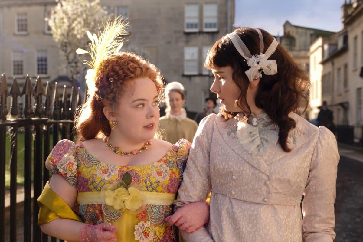 Bridgerton-Schauspielerin enthüllt: SIE hätte Lady Whistledown sein sollen