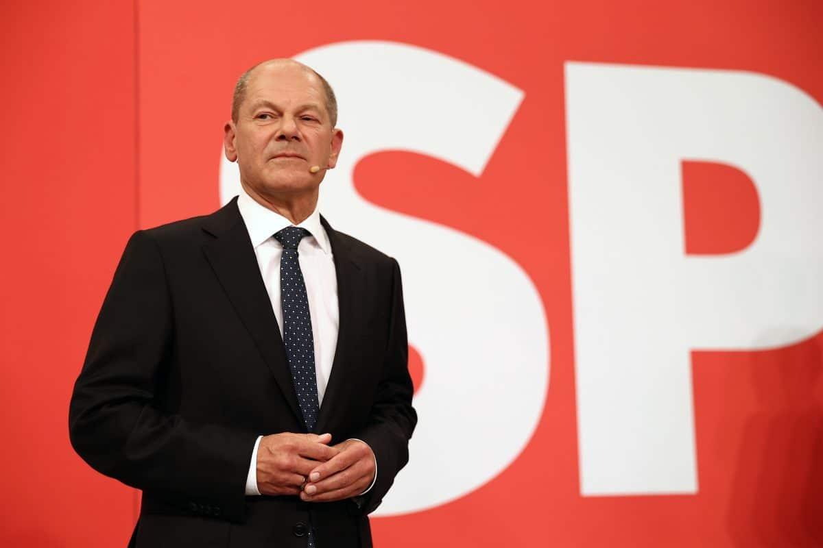 Deutschland-Wahl: Kopf-an-Kopf-Rennen zwischen SPD und CDU