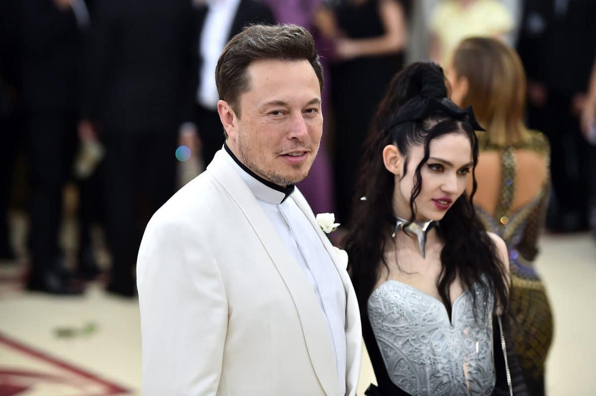 """Elon Musk und Grimes sind """"halbgetrennt"""""""