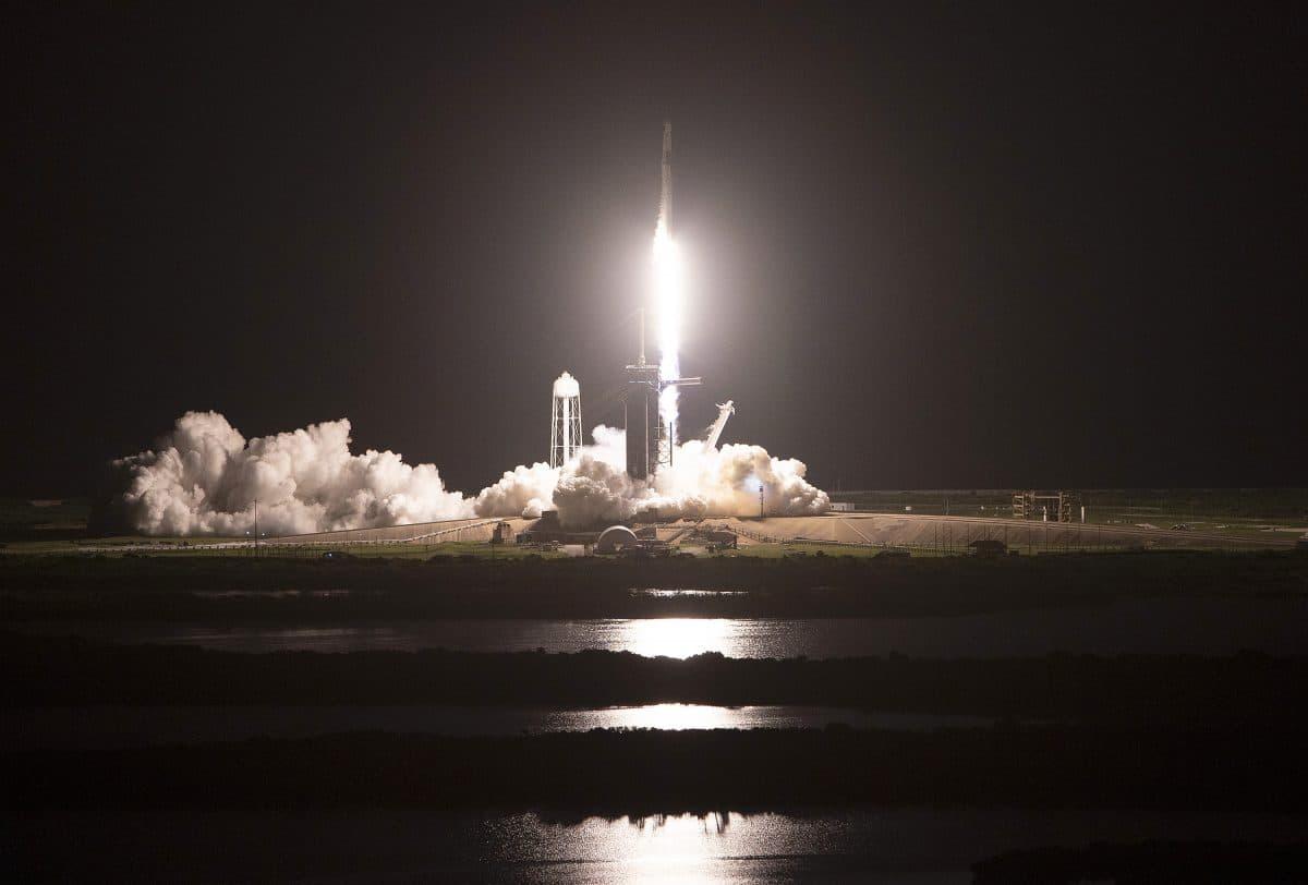 SpaceX: Erste Weltraumtouristen wieder sicher auf der Erde gelandet