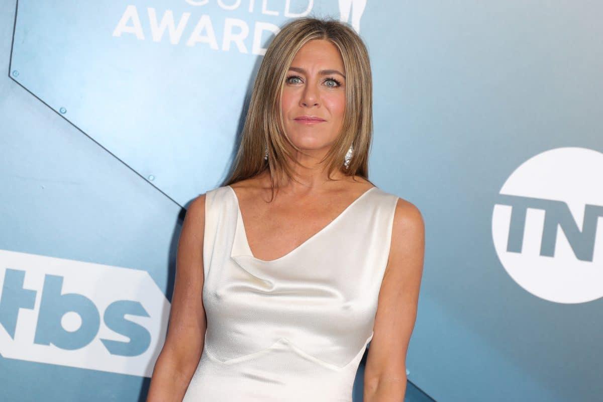 Jennifer Aniston äußert sich zu Dating-Gerüchten mit  David Schwimmer