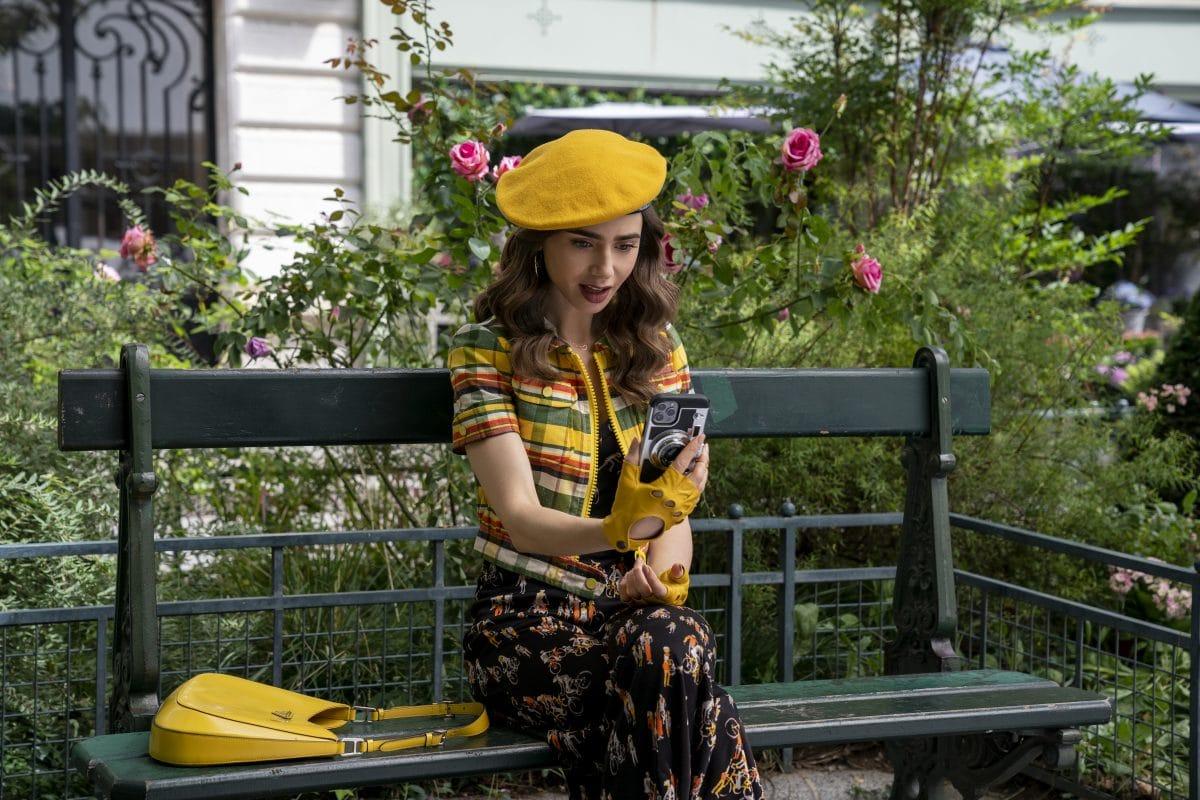 Emily in Paris: Neuer Teaser verrät Startdatum der zweiten Staffel