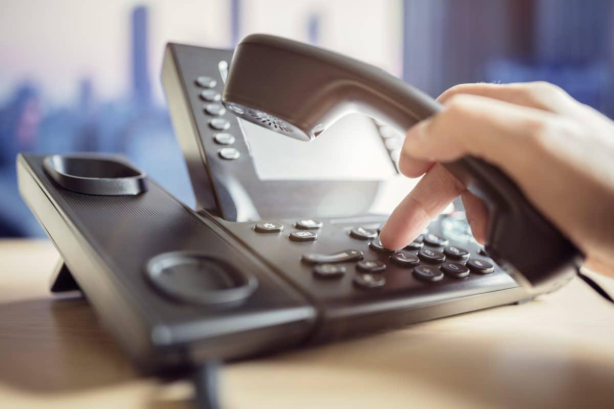 Schweden: Finanzbeamter ruft sich stundenlang selbst an, weil er keine Lust zu arbeiten hat