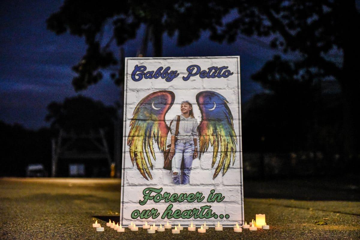 """Trauerfeier für Gabby Petito: """"Für immer in unseren Herzen"""""""
