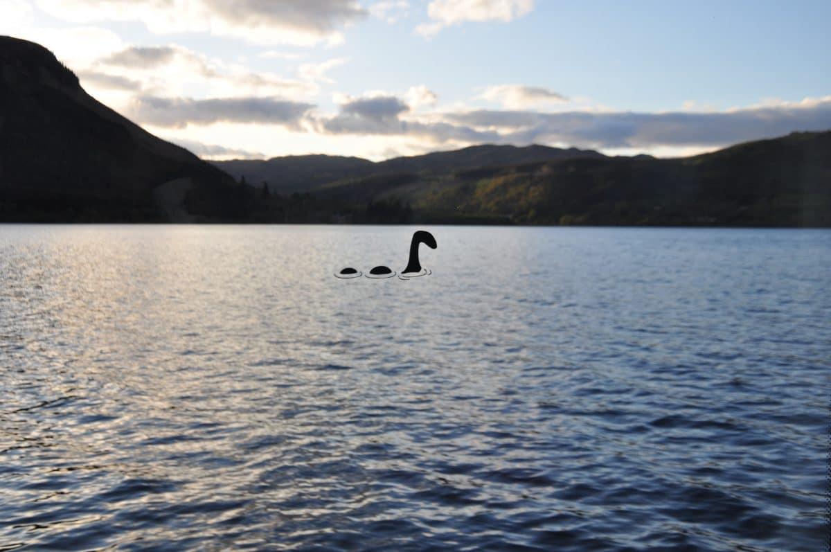Ist das das Monster von Loch Ness? Drohne soll Video-Aufnahmen von Nessie gemacht haben