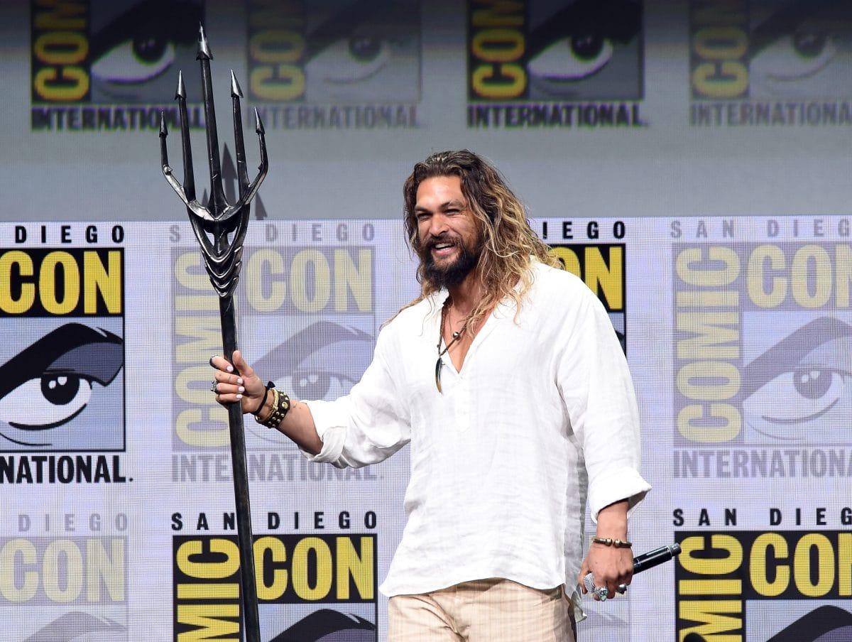 Jason Momoa enthüllt: So sieht der neue Aquaman aus