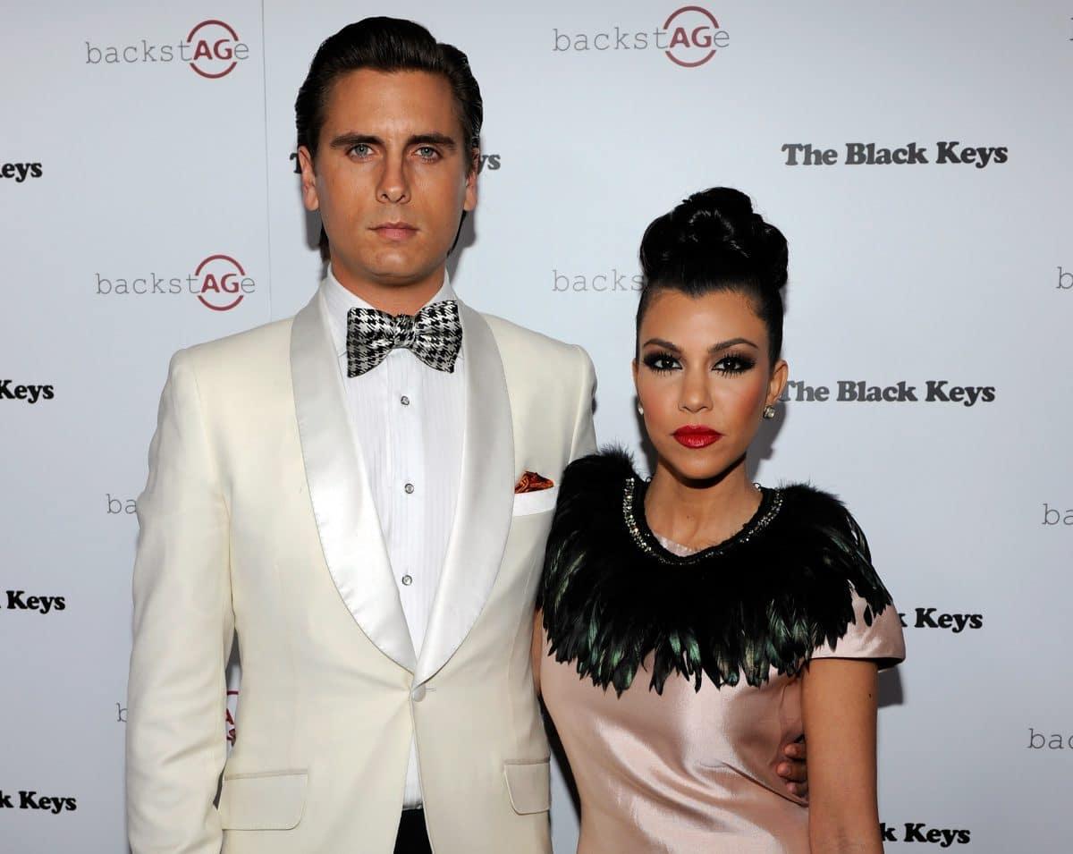 Kourtney Kardashian: Scott Disick lästert über seine Ex
