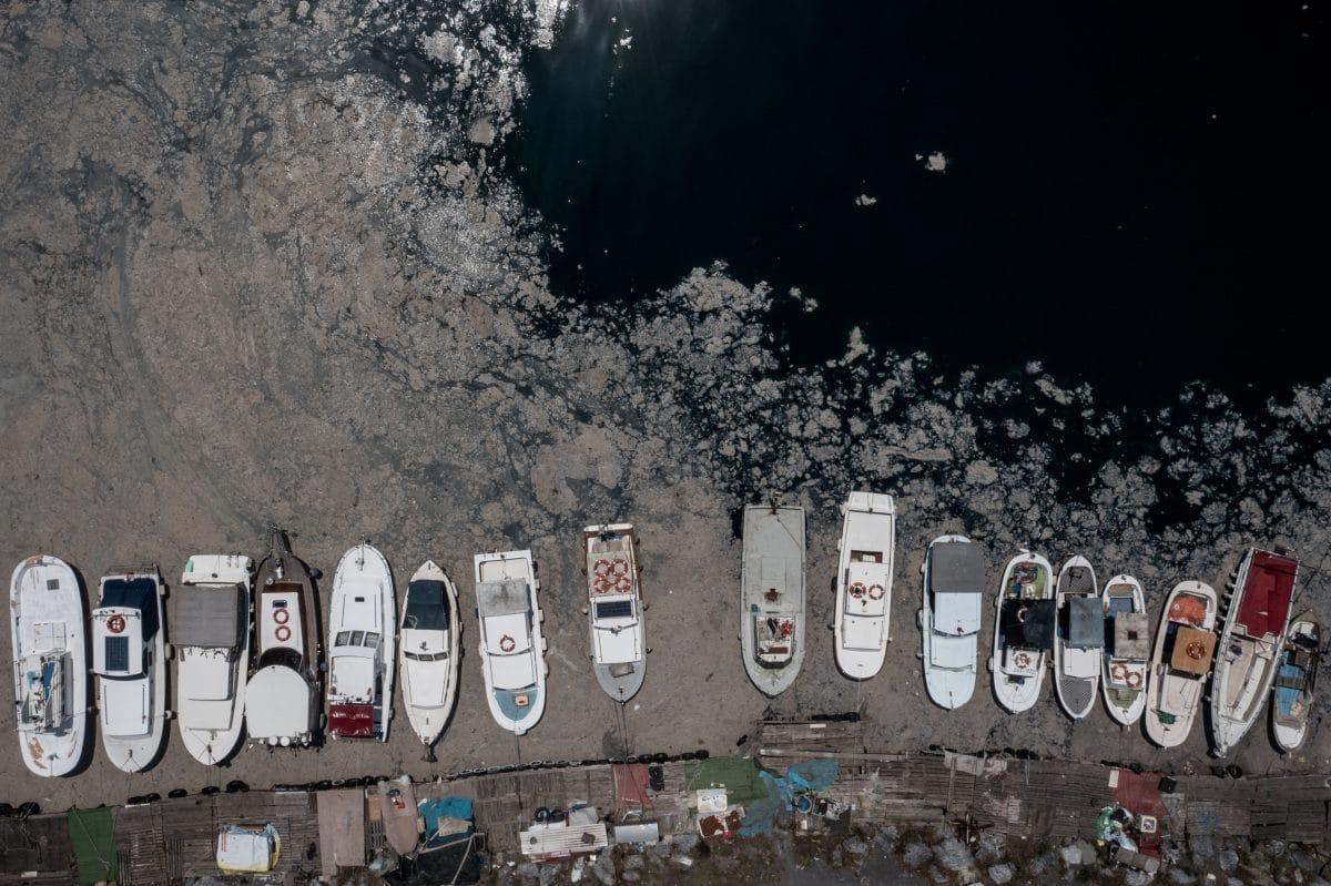 """Klimawandel: Das Marmarameer wird für """"tot"""" erklärt"""