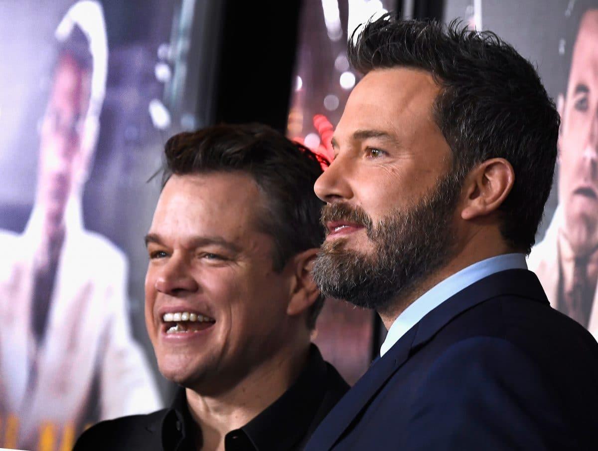 Ben Affleck und Matt Damon hätten sich in neuem Film küssen sollen, doch die Szene wurde gestrichen