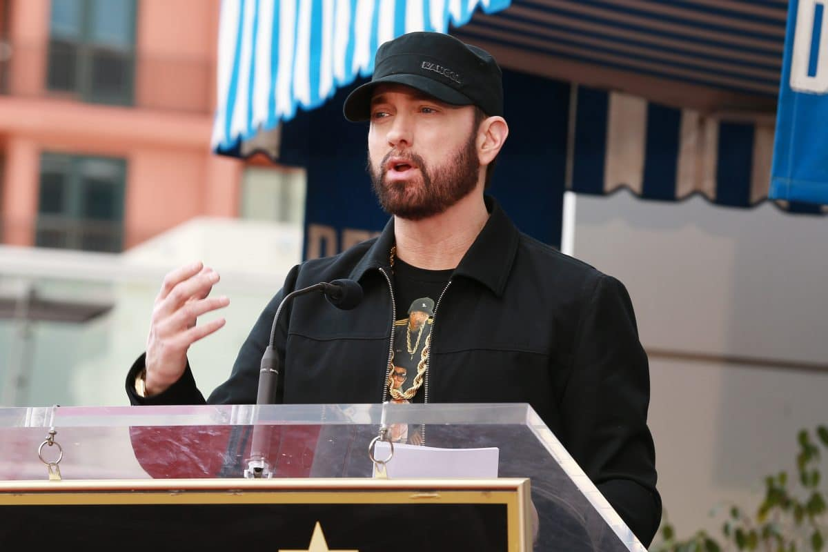 """""""Mom's Spaghetti"""": Eminem eröffnet Pasta-Restaurant in Detroit"""