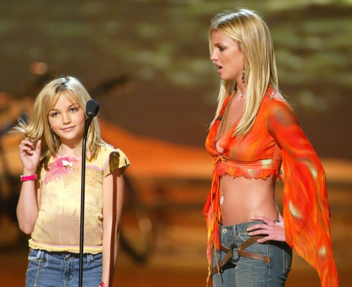 Britney Spears spottet auf Instagram über Jamie Lynn's Memoiren