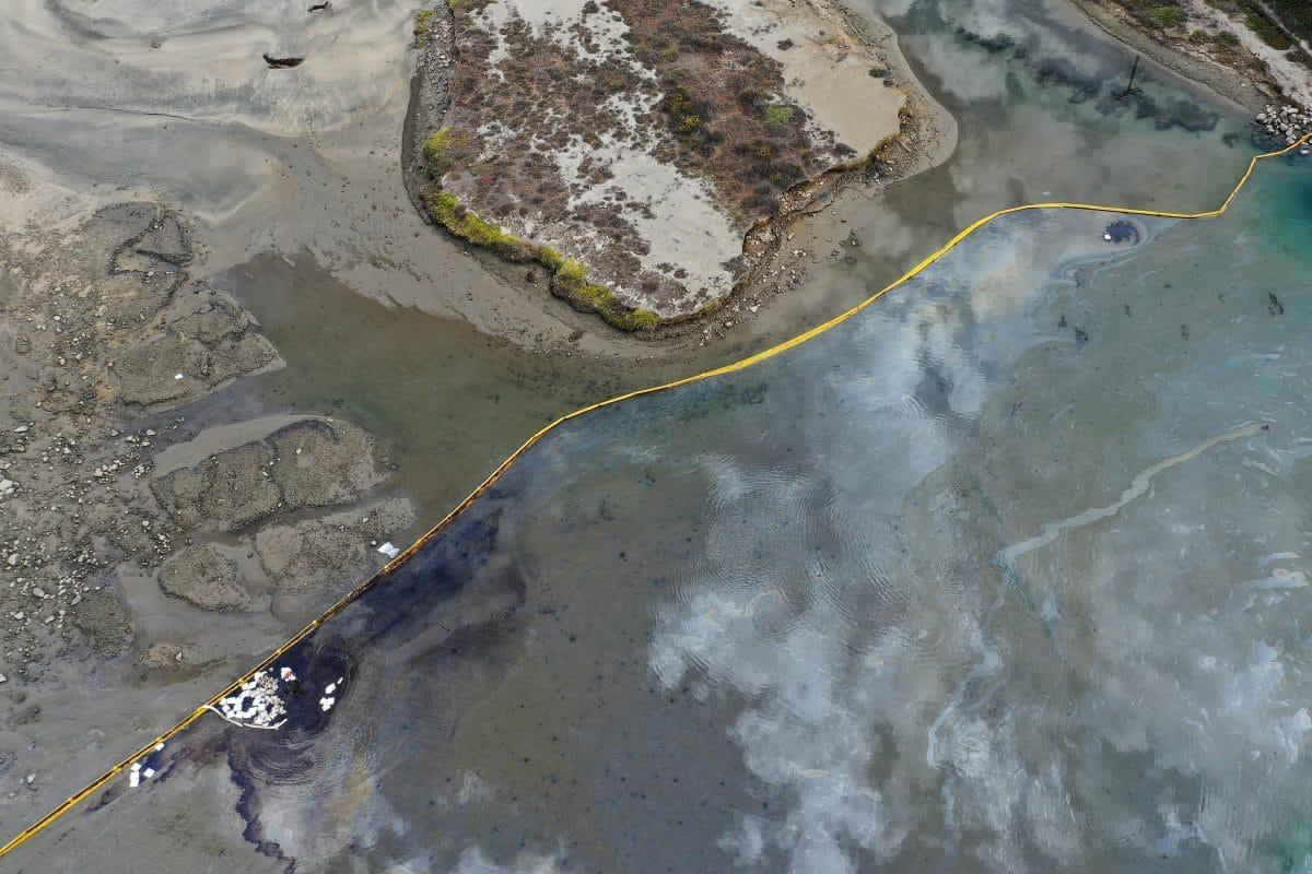Öl-Pest in Kalifornien: Notstand ausgerufen