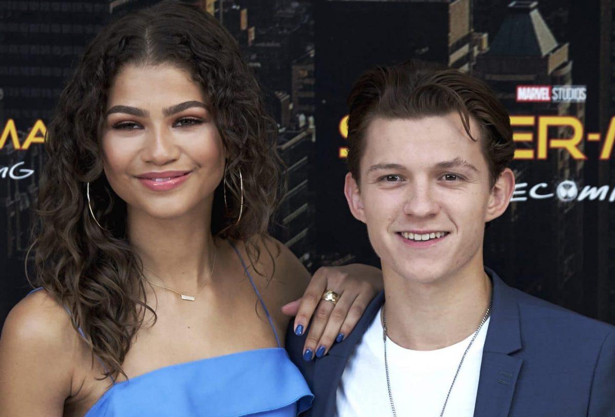 Dating-Gerüchte: Zendaya schwärmt in neuem Interview von Co-Star Tom Holland