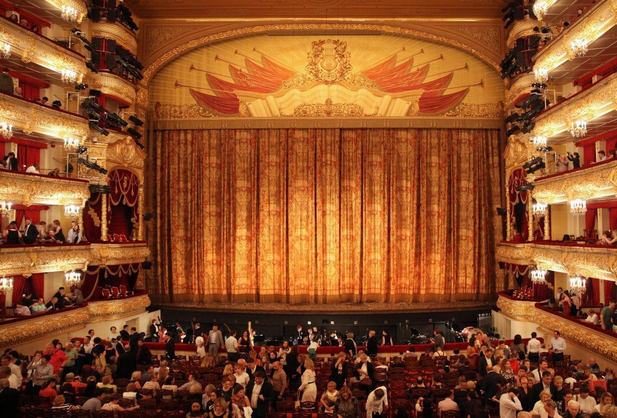 Tänzer stirbt während einer Aufführung im berühmten Bolschoi-Theater