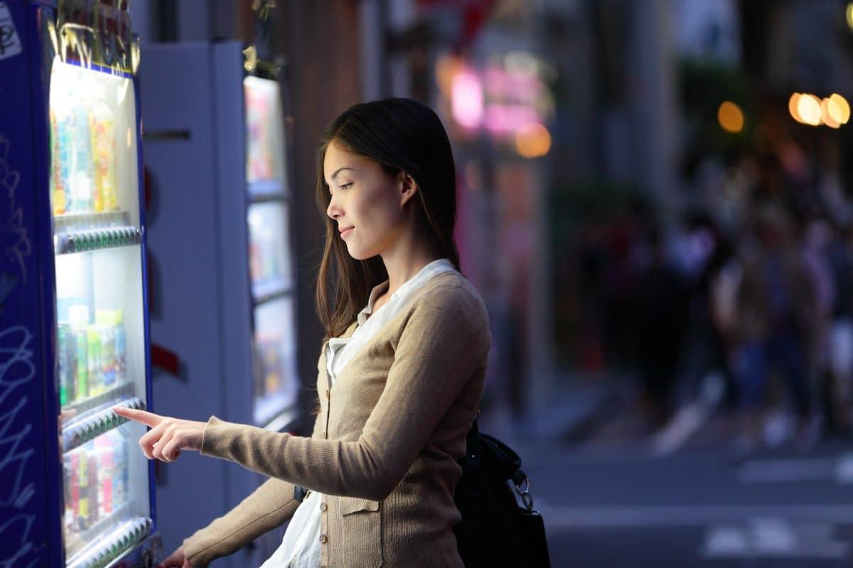 In Wien eröffnet das erste Automaten-Restaurant